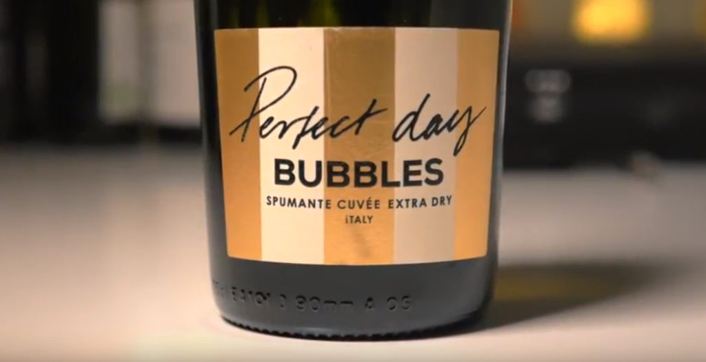 Perfect Day Bubbles Spumante Cuvée Extra Dry