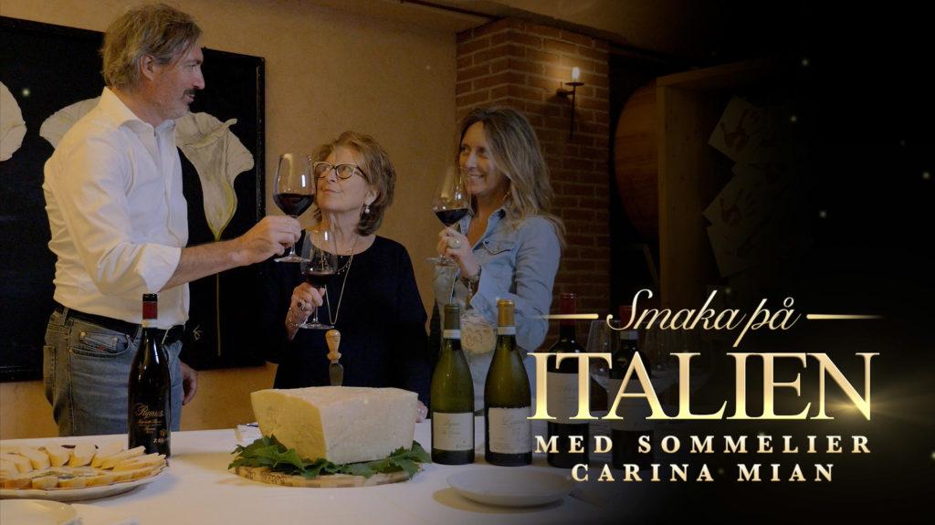 Smaka på Italien – Avsnitt 2. Familjen Zenato & provinsen Veronas guldgruvor