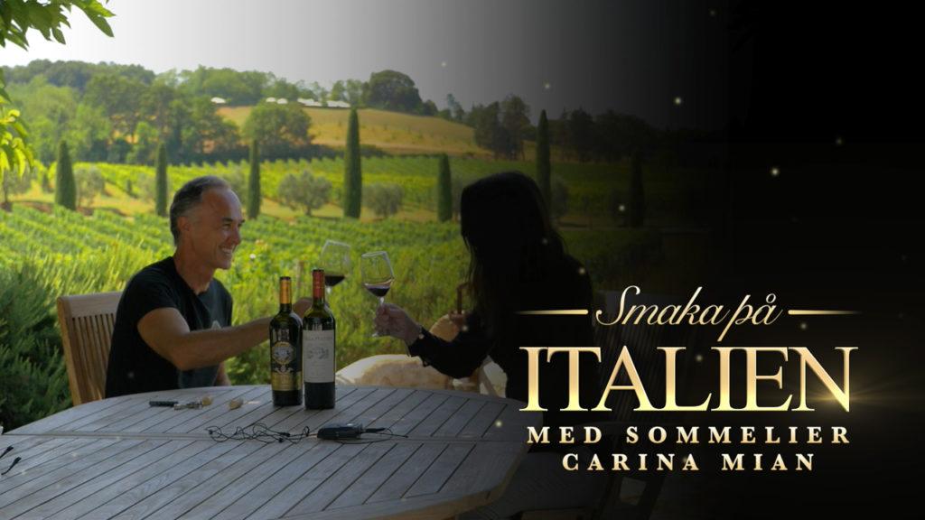 Smaka på Italien – Avsnitt 4. Den surfande vinmakaren, Castellani