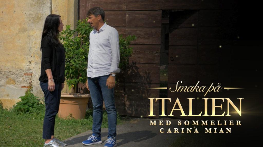 Smaka på Italien – Avsnitt 5. Casisano, med utsikt över Montalcino