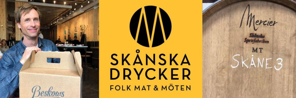 Pressfrukost inför nya mässan Skånska Drycker