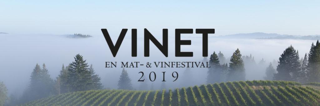 Vinet 2019 – En mat- & vinfestival