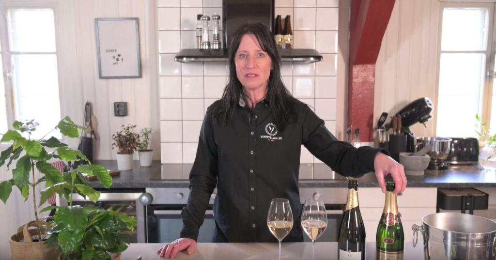 Champagne vs. Crémant