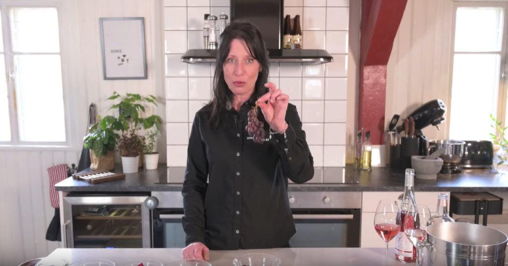 Hur gör man rosévin?