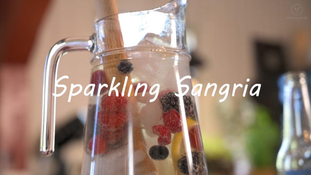 Sparkling Sangria