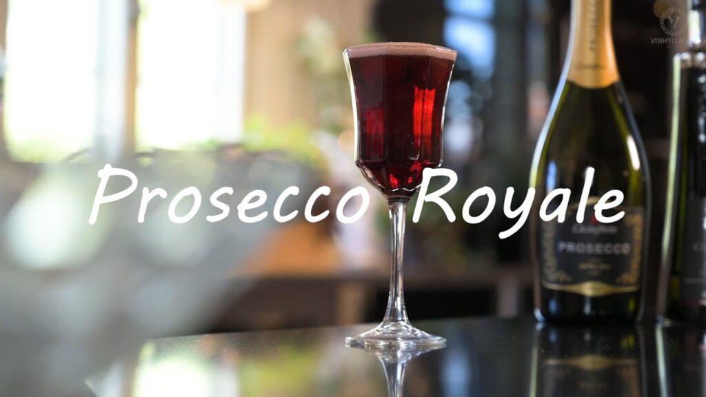 Prosecco Royale