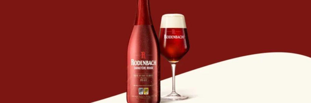 Nytt släpp från Rodenbach av Caractère Rouge