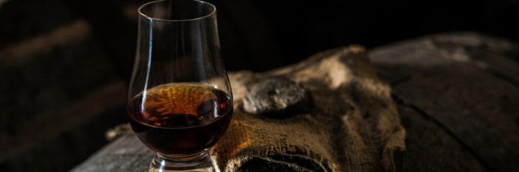 Wolfcraig, ett nytt destilleri i Stirling Skottland