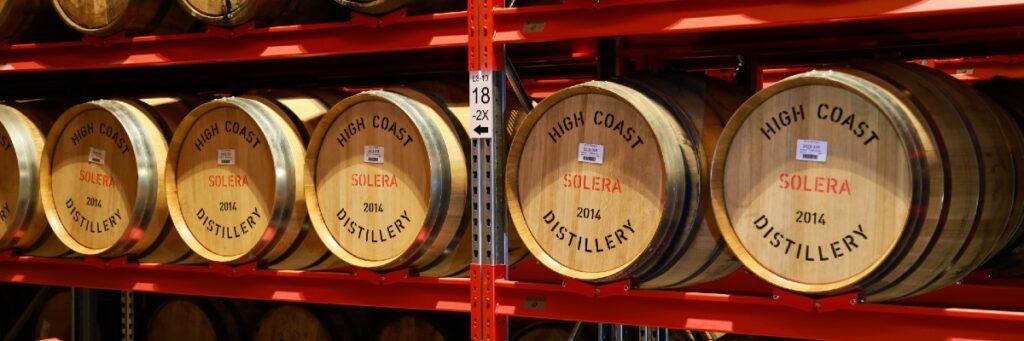High Coast Whisky lanserar en whisky som lagrats i Solerasystem