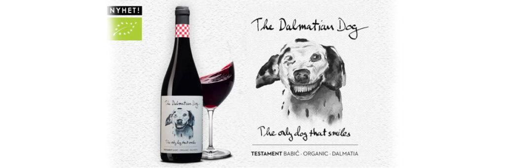The Dalmatian Dog från Kroatien finns nu på Systembolaget