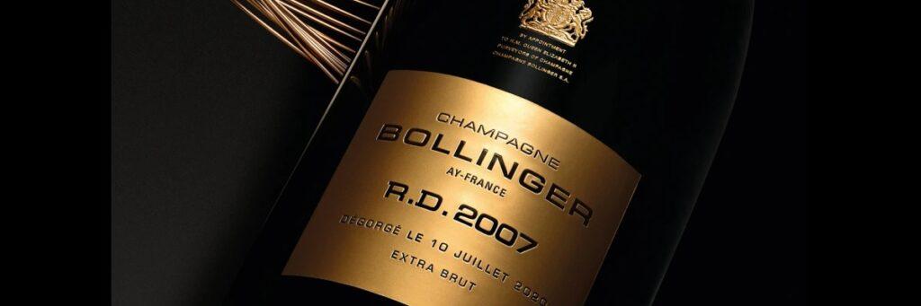 I maj lanseras Bollinger R.D 2007 i Sverige