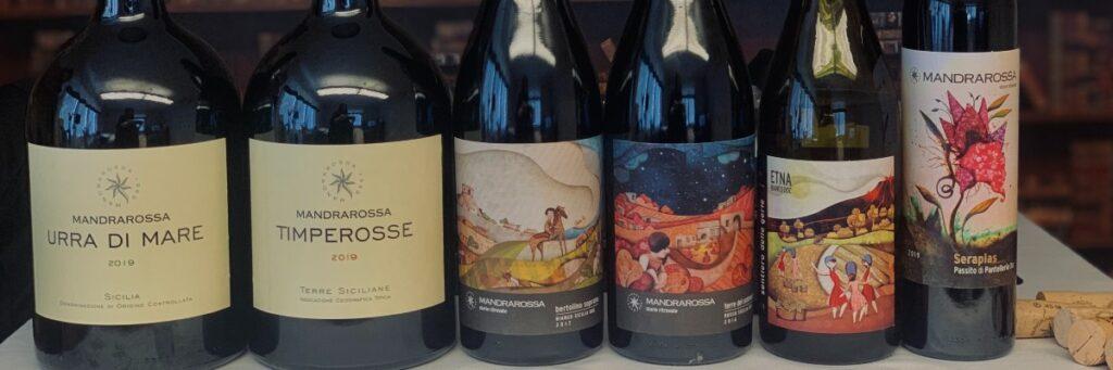 Mandrarossa – viner från Sicilien med fokus på kvalitet