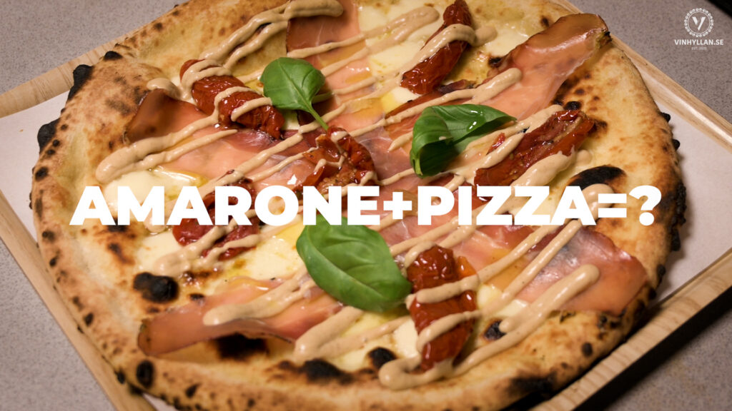 Amarone + Pizza = ?