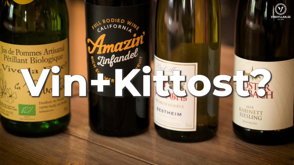 Vin till kittost