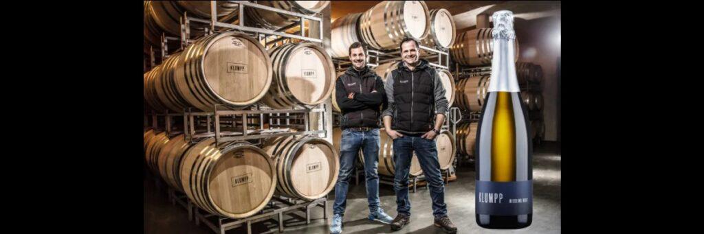 Från Baden i Tyskland kommer den 1 september ett ekologiskt mousserande vin