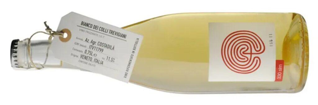Costadilà 330 SLM, ett mousserande naturvin från Italien släpps på Systembolaget 5:e oktober