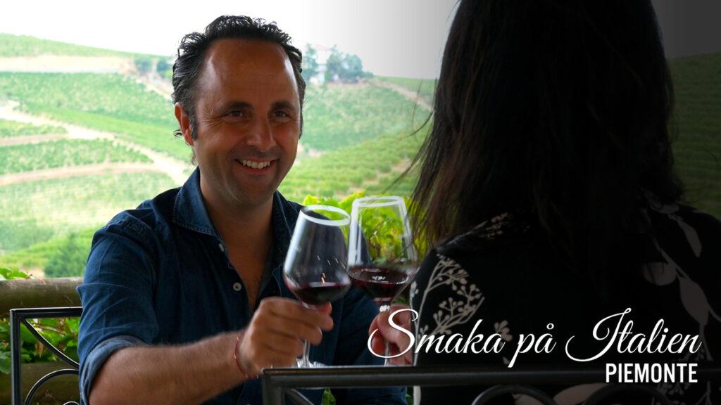 Smaka på Italien, Piemonte – Avsnitt 1. På besök hos Ricossa i dimmiga Piemonte